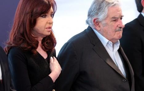 Cristina se adjudicó como propia una inversión 100% uruguaya