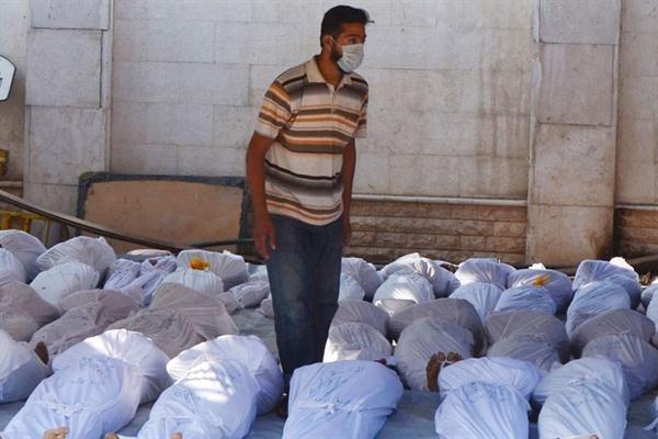 """La ONU confirma que se utilizó """"una sustancia"""" química en Siria"""