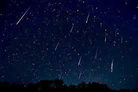 Se aproxima lluvia de meteoritos que llenará el cielo de estrellas fugaces