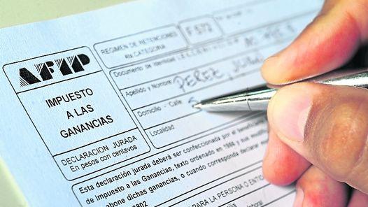 Como pagar menos impuesto a las Ganancias sin evadir