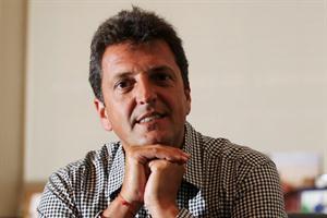 """Massa: """"Argentina es un país estancado por la falta de pericia de sus funcionarios"""