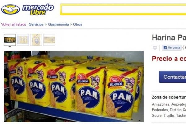 MercadoLibre prohibe a usuarios comprar o vender productos Venezolanos regulados