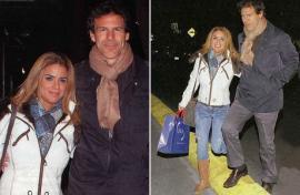 Las fotos de Marina Calabró con su nuevo novio