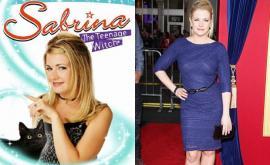 """Así está """"Sabrina"""", la bruja adolescente"""