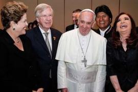 El regalo del papa Francisco para el nieto de Cristina Kirchner