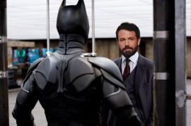 Ben Affleck , el nuevo Batman