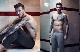 David Beckham especrtacular a los 38 años