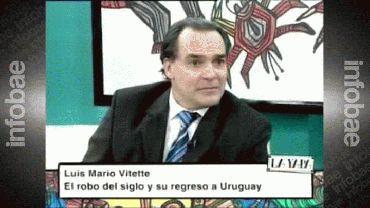 Famoso ladrón uruguayo admitió que le robó las joyas a Mirtha Legrand