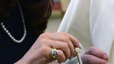 """Luis Mario Vitette, el autor del """"Robo del Siglo"""" dice que ahora va por las joyas de Cristina"""
