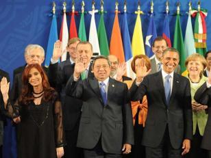 Cristina viaja al G-20 con los fondos buitre en la agenda