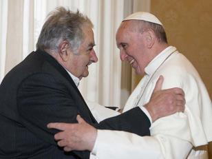 """Mujica sobre Siria: """"Vamos a apoyar fervorosamente estas gestualidades del Papa"""""""