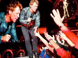 Bon Jovi en Vélez el 26 de Septiembre