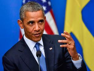 """Obama: """"El mundo no puede callar ante la barbarie en Siria"""""""