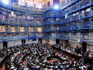 Diputados convirte en ley la apertura del canje de deuda