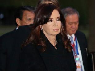 Cristina insistió con la necesidad de formular ley de quiebras a nivel internacional