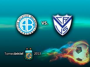Vélez enfrenta a Belgrano en Córdoba