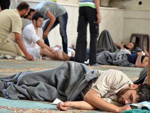 Siria usó armas químicas y cometió delitos de lesa humanidad según la ONU