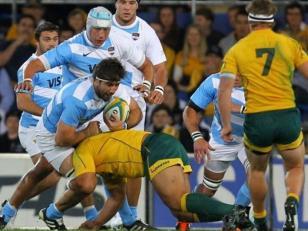 Los Pumas vs Australia