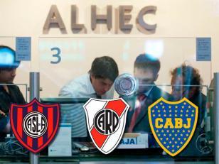 El BCRA le quita la licencia a Alhec Tours, una financiera que lavaba dinero en el fútbol