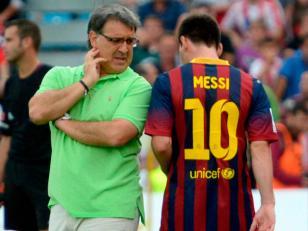 Messi no jugará la última fecha de Eliminatorias