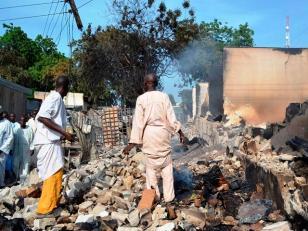 Mas de 40 muertos en ataque de islamistas contra universidad en Nigeria