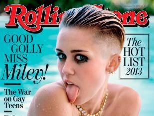"""Miley Cyrus en Rolling Stone: """"¡Pienso que la marihuana es la mejor droga del mundo!"""""""