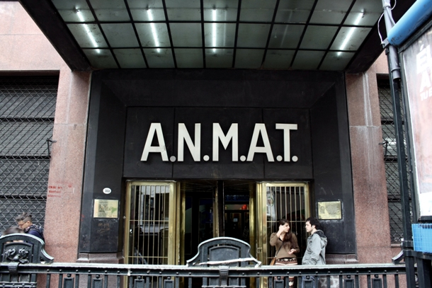 Nueva estructura organizativa de la Anmat