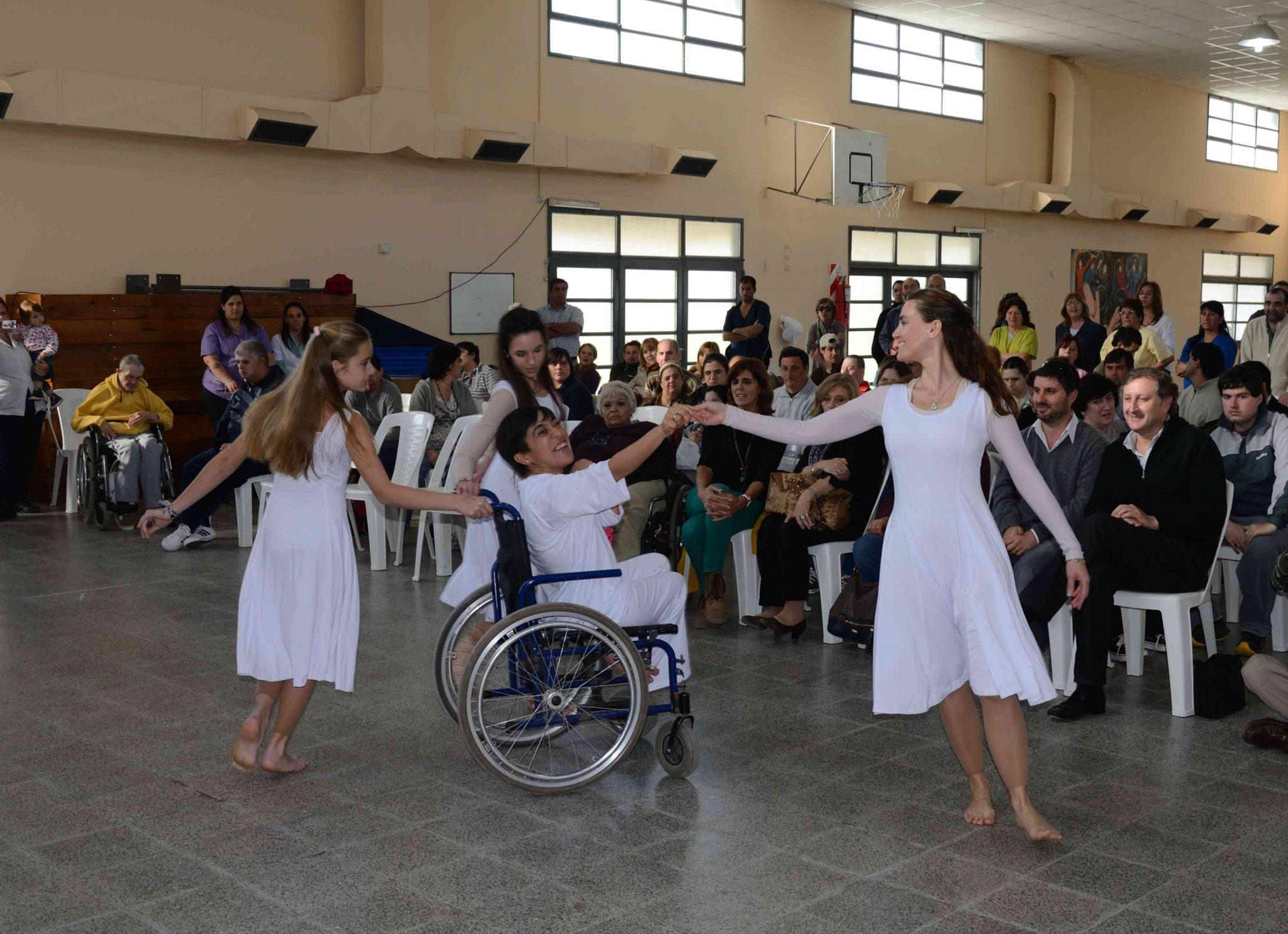 Fondos nacionales para la inclusión de las personas con discapacidad en Chivilcoy