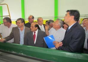 Inauguran planta de Residuos Sólidos Urbanos en Chaco