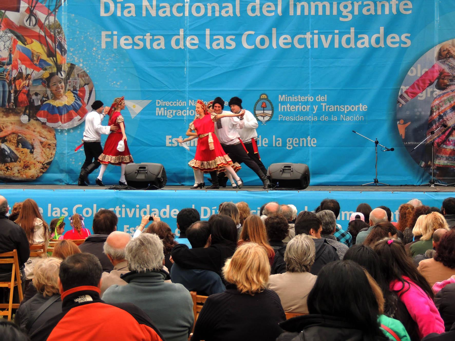 Fiesta de las Colectividades 2013