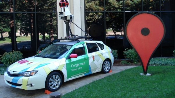 Google Street View ya esta en Argentina
