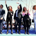 Las calzas negras de Cristina Kirchner