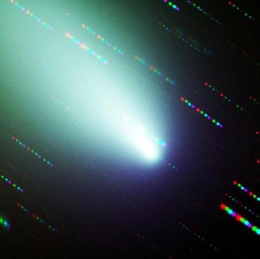 El cometa Ison llegará en diciembre