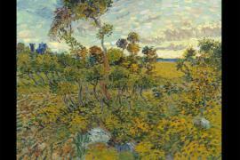 Descubren un cuadro emblemático de Van Gogh