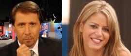 Eduardo Feinmann y Marianela Mirra juntos?
