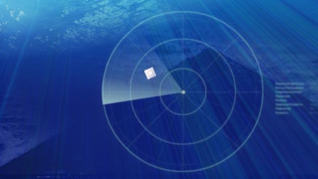 Encuentran una pirámide bajo el océano Atlántico de 60 metros de altura