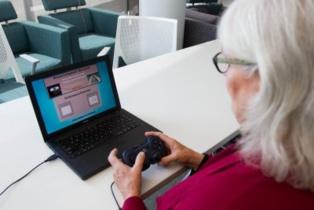 Videojuego en 3D que rejuvenece el cerebro