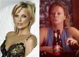 Las actrices que se afean para un papel