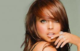 La dieta de Lindsay Lohan para bajar 9 kilos en un mes