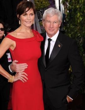 Richard Gere y su mujer Carey Lowell se separan después de 11 años de matrimonio