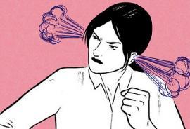 Como controlar el enojo