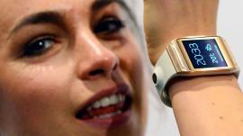 Reloj Galaxy Gear con Internet, mensajes y llamadas