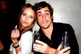Dasha Kapustina,la novia rusa de Alonso