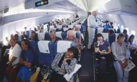 Los errores a bordo de un avión que podrían arruinar el viaje