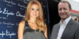 Amor electoral: Jesica Cirio blanqueo a Martín Insaurralde
