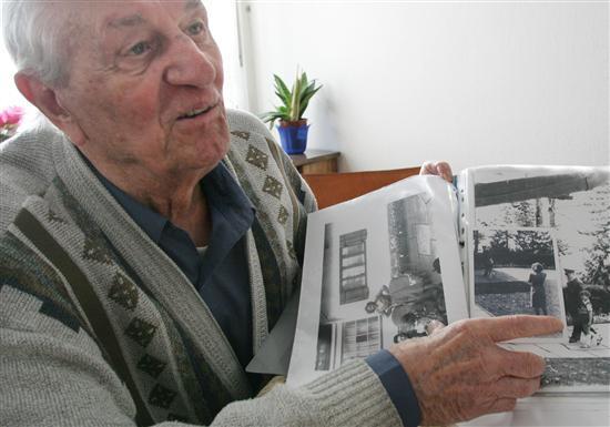 Murió el último testigo del suicidio de Hitler