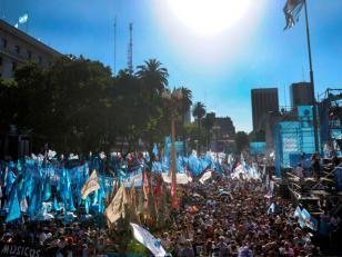 Habrá movilizaciones del Gobierno, Massa y Moyano
