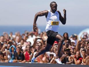 Usain Bolt hará una exhibición en la Avenida 9 de julio de la ciudad de Buenos Aires el próximo 14 de diciembre