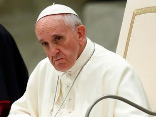 """Papa Francisco: """"El Señor también es prisionero"""""""