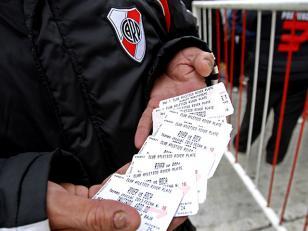 Ya no quedan entradas para el superclásico de este domingo